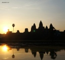 Sunrise at Angkor Wat 4